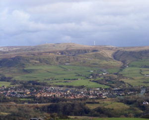 Edenfield and Scout Moor